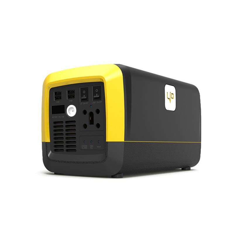 多功能UPS移动电源 户外应急备用电源500W