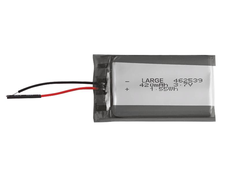 462539 3.7V 420mAh锂聚合物电池组