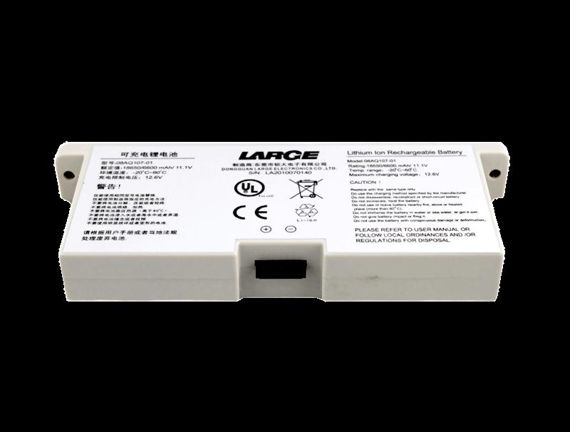 11.1V 6600mAh 18650B超机锂电池组