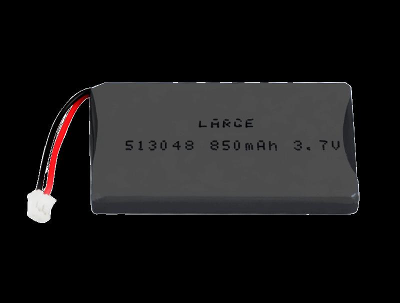 3.7V 850mAh 18650根管治疗仪锂电池组