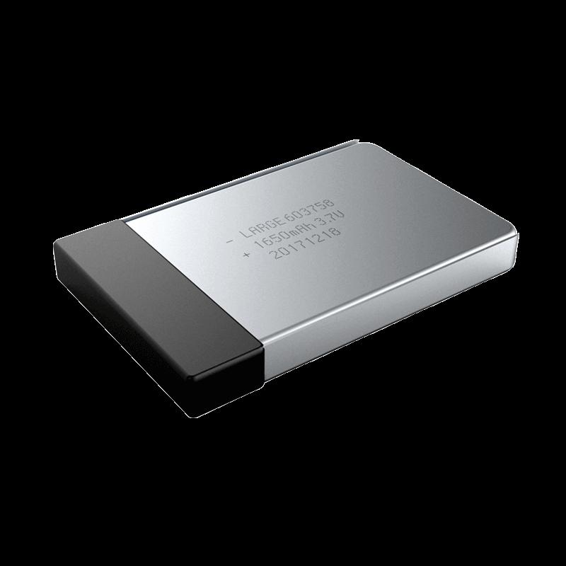 3.7V 1650mAh 勘探测绘聚合物锂电池