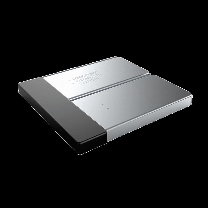 7.4V 4000mAh 医疗仪器聚合物锂电池