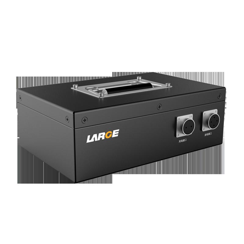 25.2V 30Ah测控设备锂电池