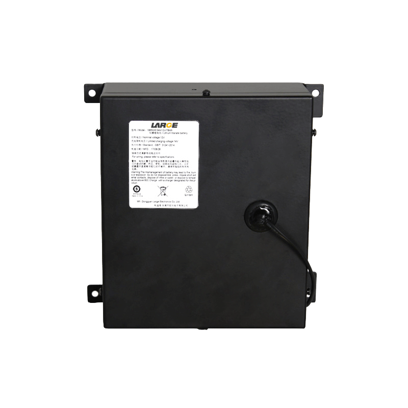 11.5V 6400mAh户外通信设备宽温钛酸锂电池