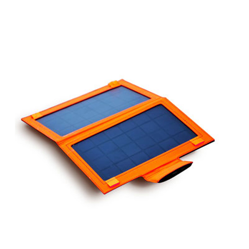 太阳能充电器 聚合物移动电源8000mAh
