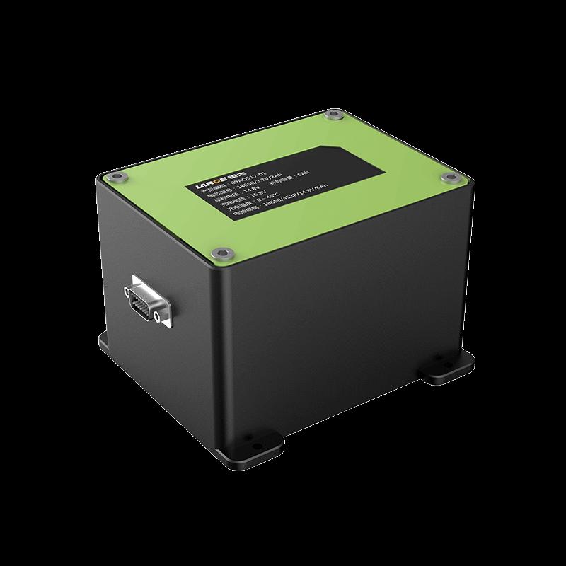 -40℃低温锂电池18650 14.8V 6Ah, 无线综测设备三元锂电池
