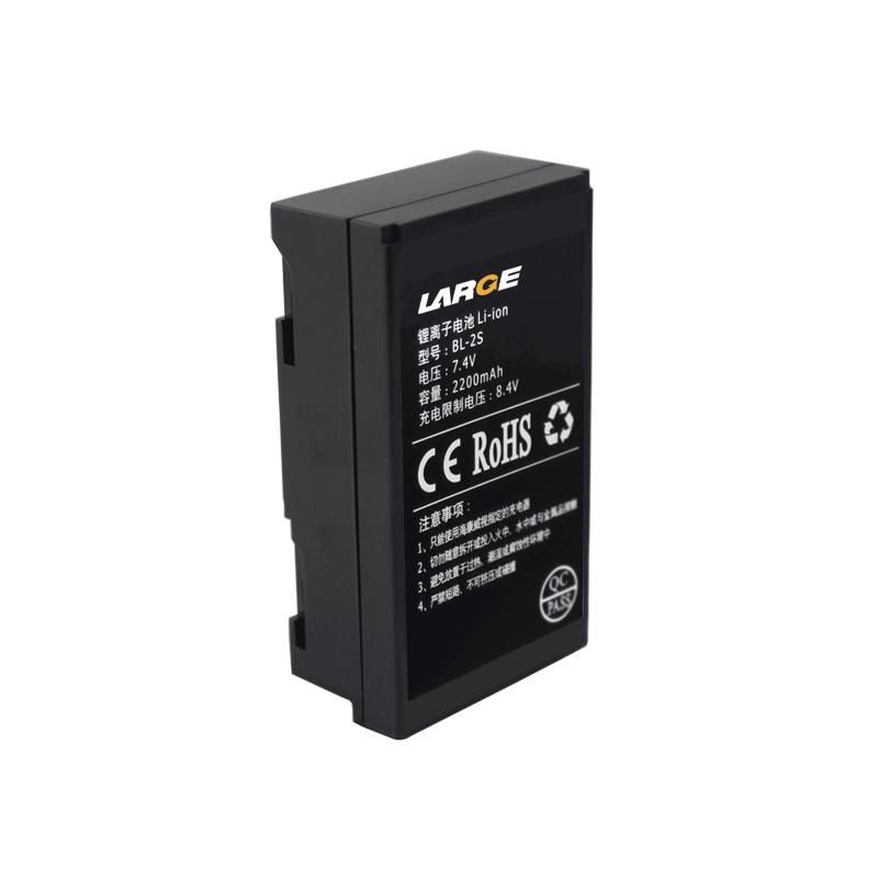 18650 7.4V 2200mAh 特种设备系统锂电池组