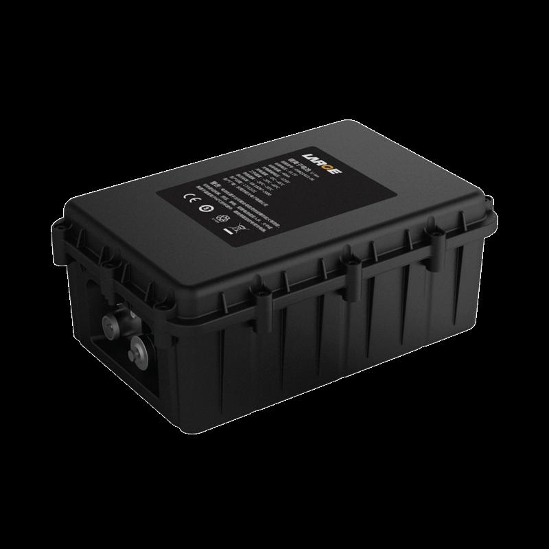 11.1V 40Ah大容量石油勘探设备备用电池组