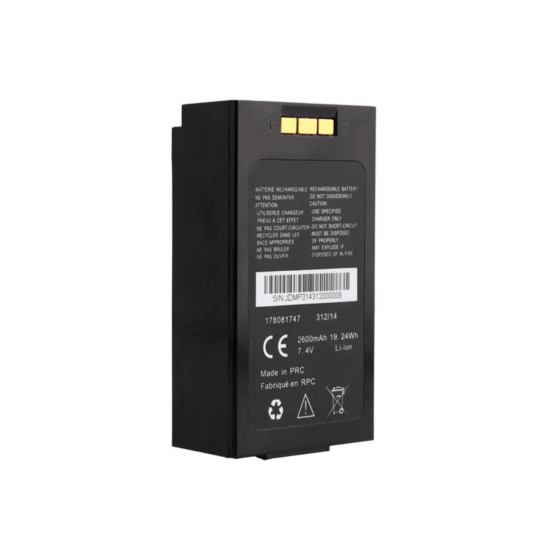 18650 7.26V 2600mAh锂离子电池组