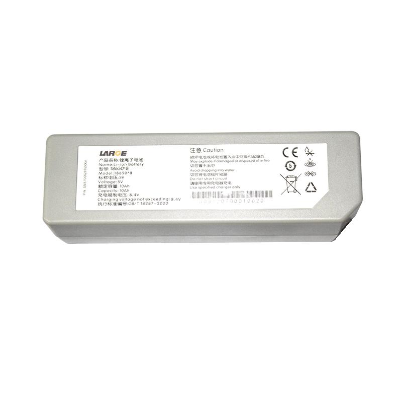 7.4V/10Ah 18650锂电池组