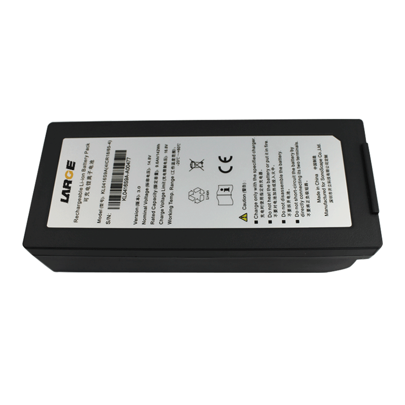 14.8V/9600mAh 18650医疗B超机锂电池组