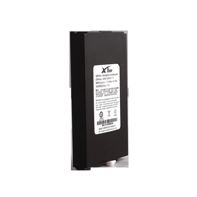 855085 3.7V 4300mAh低温聚合物锂电池