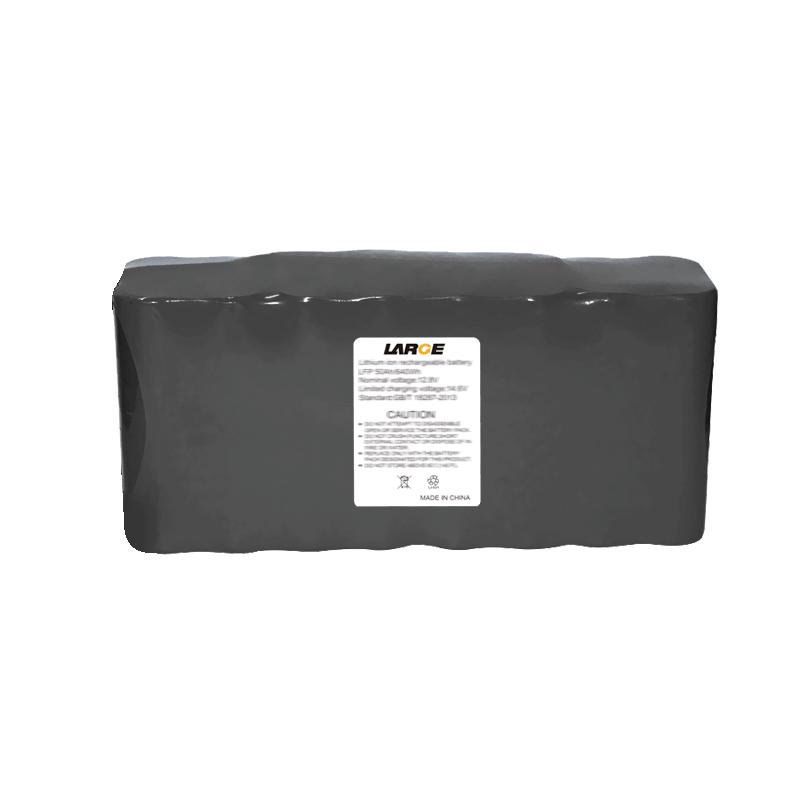14.4V 10Ah 18650移动盘点机锂电池组