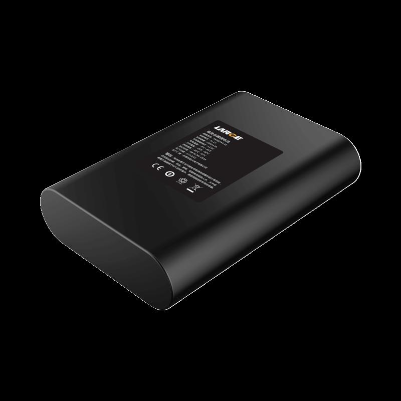 11.1V 2200mAh 18650健身仪器锂电池组