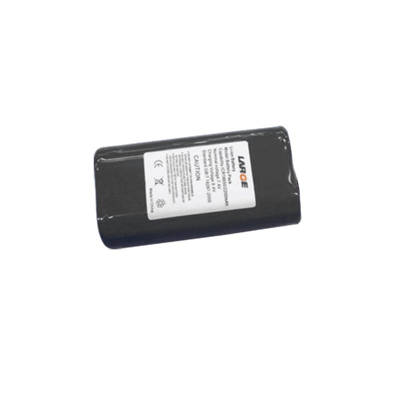 7.4V 2200mAh 18650红外监测设备锂电池组