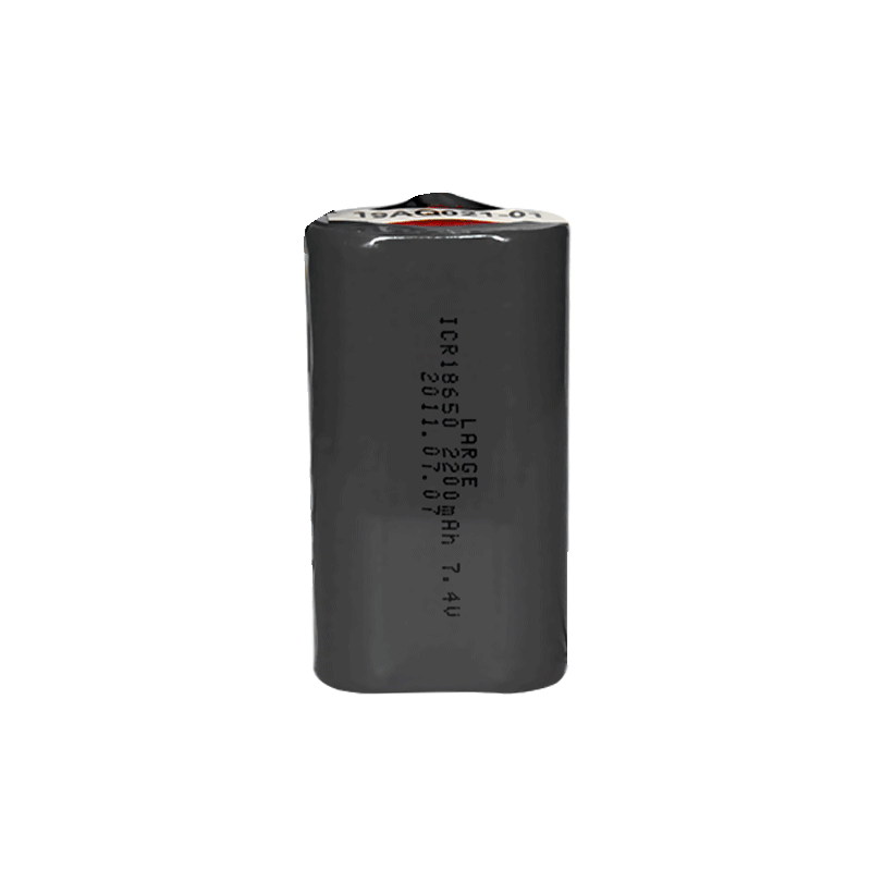 7.4V 2200mAh 18650电子测量系统锂电池组