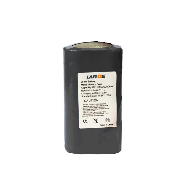 11.1V 2200mAh 18650老板服务器锂电池组