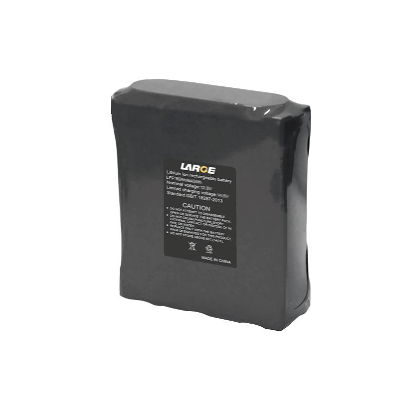 11.1V 2200mAh 18650微型盆景锂电池组