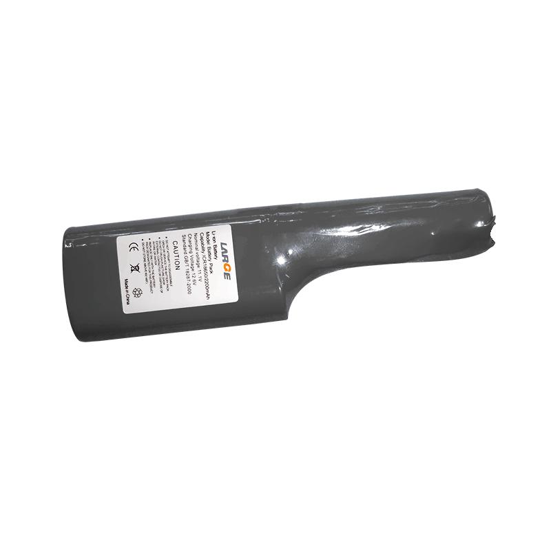 11.1V 2200mAh 18650注射泵锂电池组