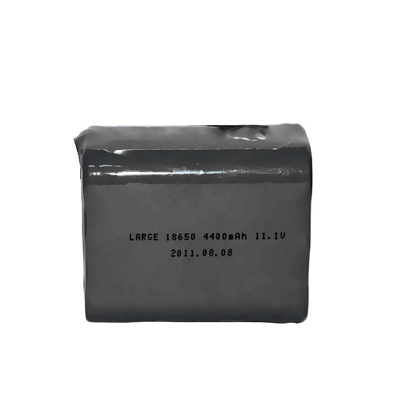 11.1V 4400mAh 18650监护仪锂电池组