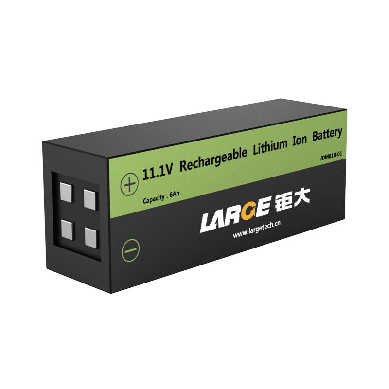 工控笔记本锂电池11.1V 6000mAh