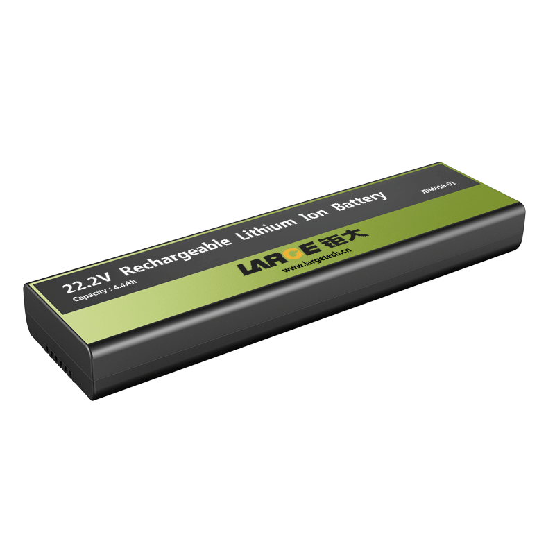 轨道探伤仪锂电池22.2V 4400mAh