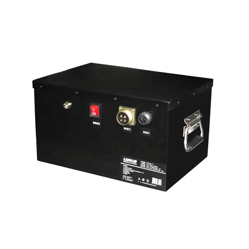 48V 50Ah轨道探伤车动力锂电池组
