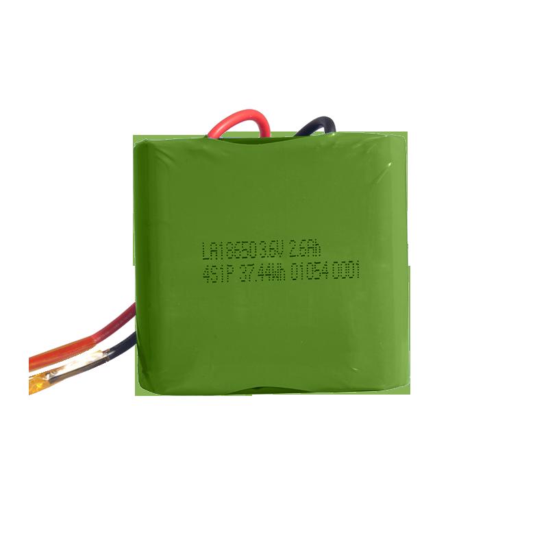 18650低温锂电池组14.4v 2600mAh