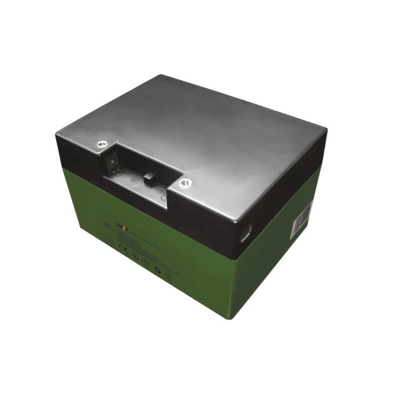 12V 22Ah高尔夫手推车磷酸铁锂电池组