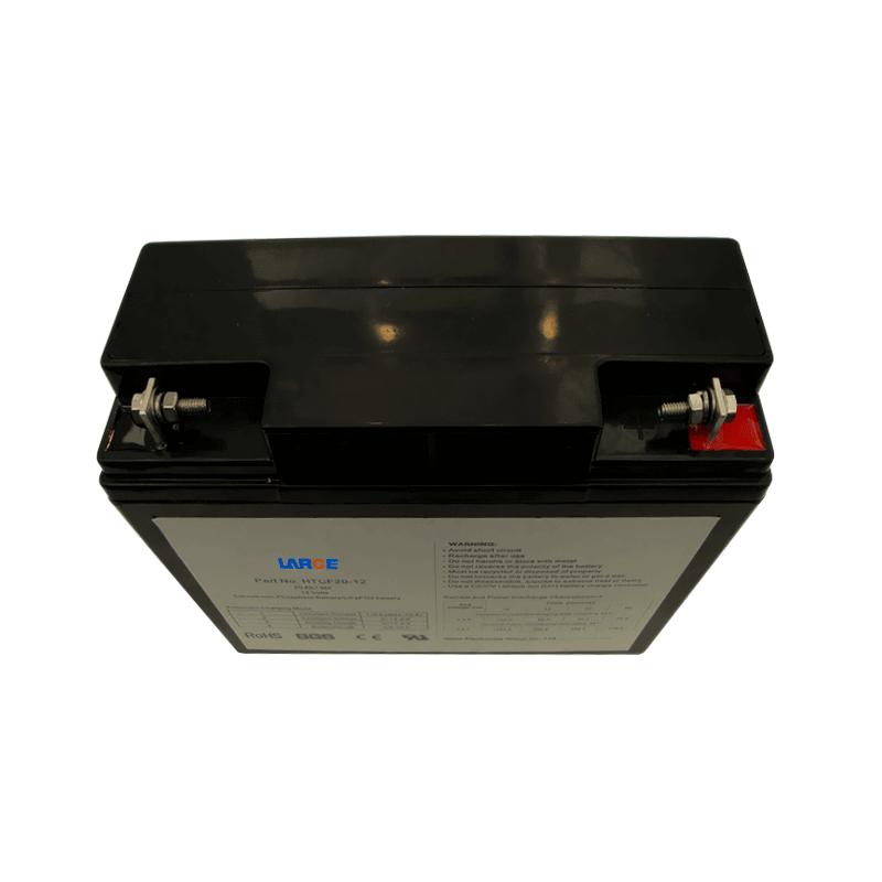 12V 20Ah应急照明磷酸铁锂电池组