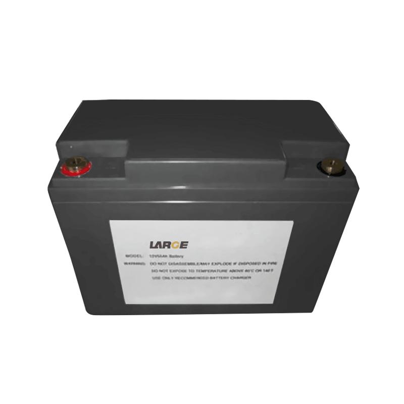 12.8v 54Ah太阳能储能锂电池组