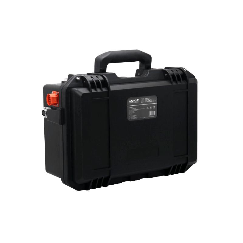 51.2V 40A便携式锂电池