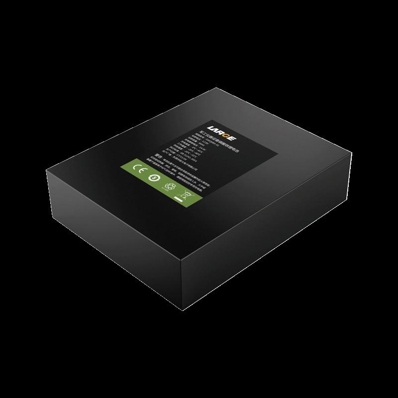 12V 60Ah 26650 特种仪器设备磷酸铁锂电池 RS485通信