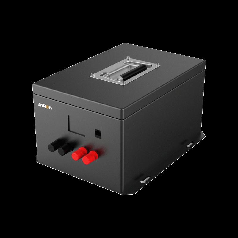 48V 20Ah 26650 AGV小车磷酸铁锂电池 RS485通信