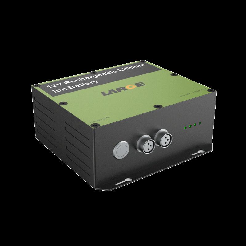 -20℃低温充放电,12V 20Ah 低温充放电特种设备磷酸铁锂电池 SMBUS通讯