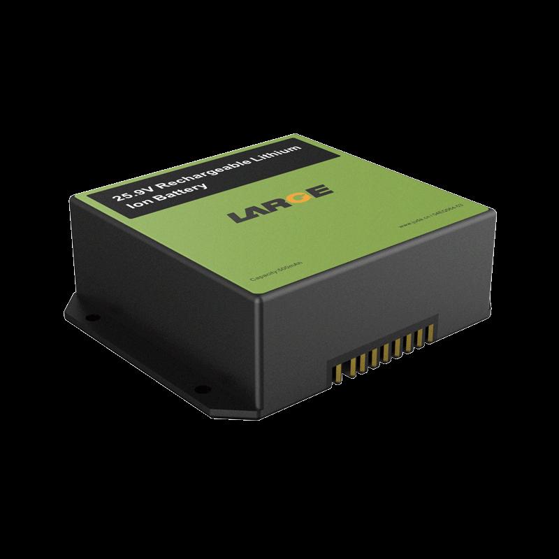 -40℃低温放电,25.9V 500mAh 特种飞机仪表低温锂电池 RS485通信