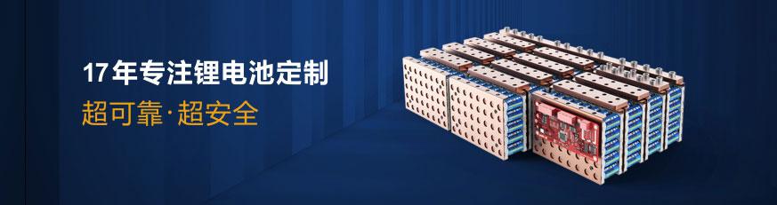 19年专注锂电池定制