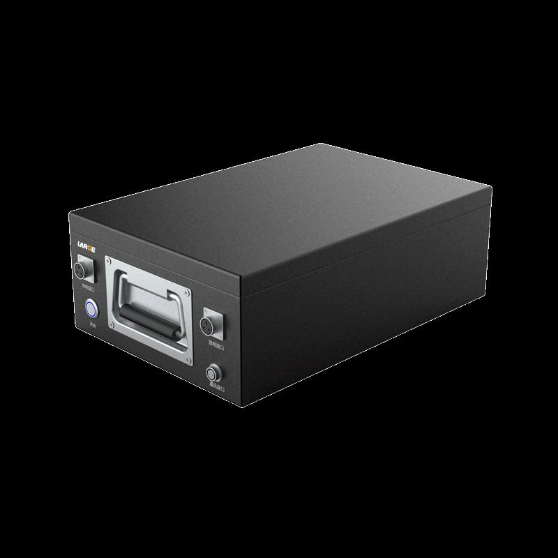 48V 40Ah 26650 机器人磷酸铁锂动力电池 RS485通信