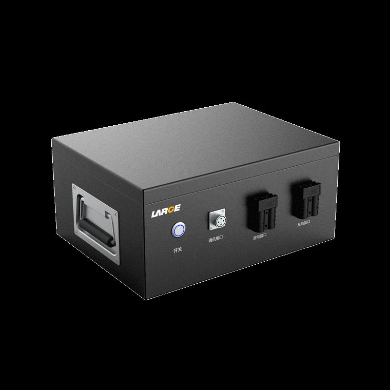 48V 35Ah 26650 安检设备磷酸铁锂电池 RS485通信