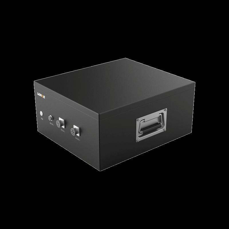 48V 75Ah 32650 超声波探伤机磷酸铁锂电池 RS485通信