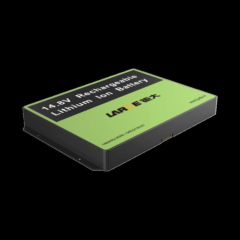 -40℃低温锂电池18650 14.8V 11Ah激光制导设备SMBUS通讯锂电池组