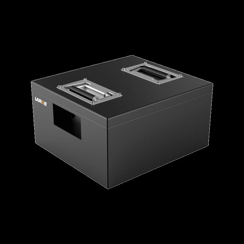 46.8V 60Ah 18650 三星 扫雷机器人锂离子电池组,RS485通信