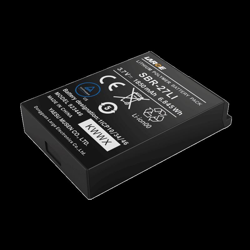 3.7V 1800mAh 923446  对讲机聚合物锂电池 钴酸锂材料