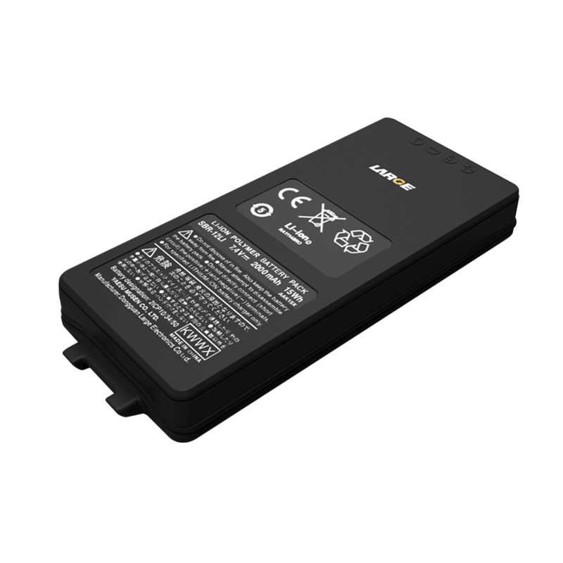 7.4V 2050mAh 103450 对讲机聚合物锂电池 钴酸锂材料