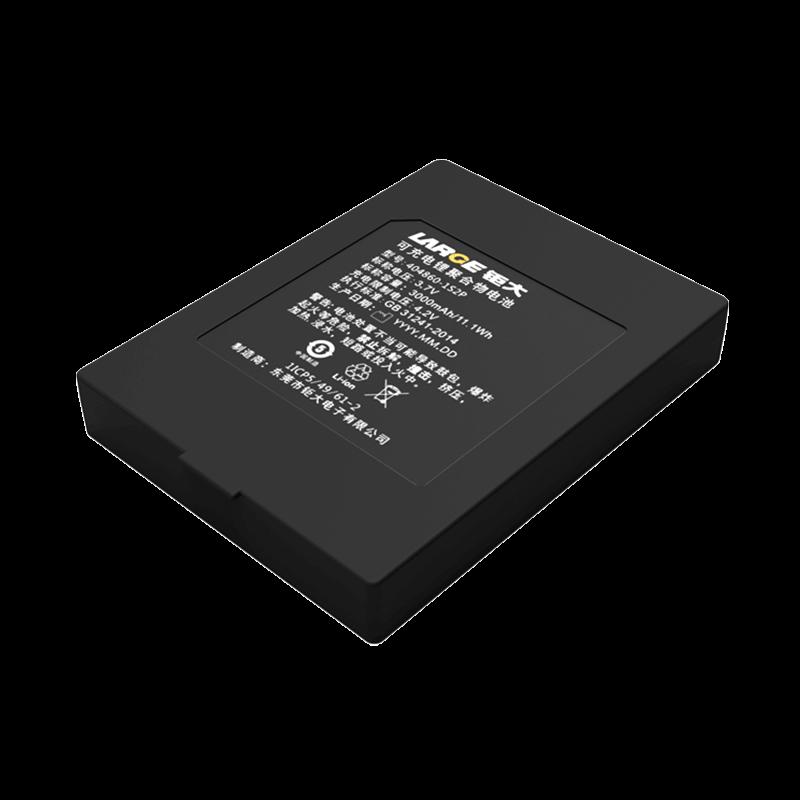 3.7V 3000mAh 404860 移动打印机聚合物锂电池 钴酸锂材料