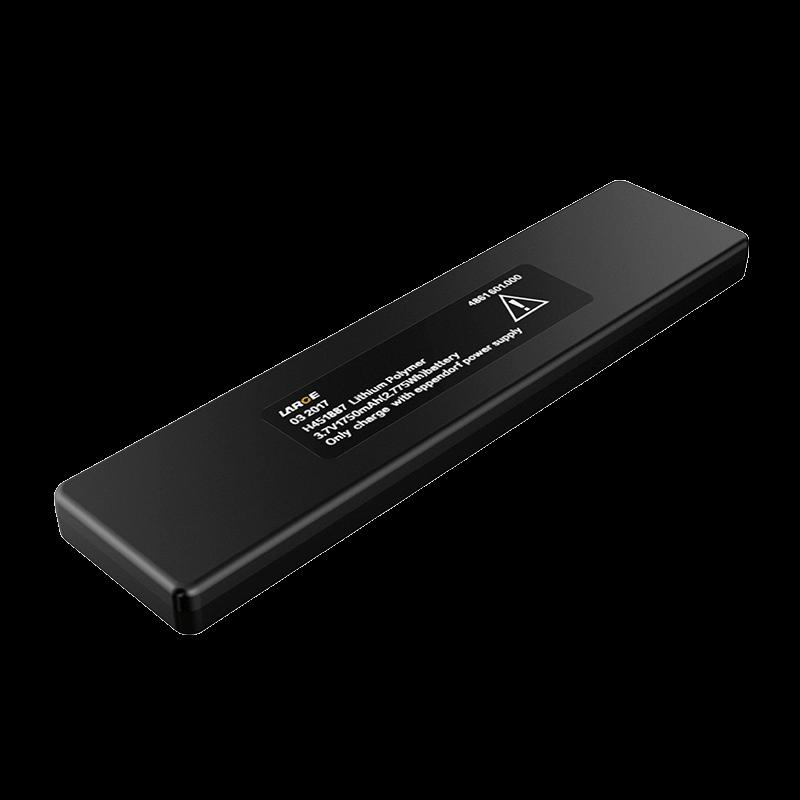 3.7V 750mAh 401887 医疗移液器聚合物锂电池