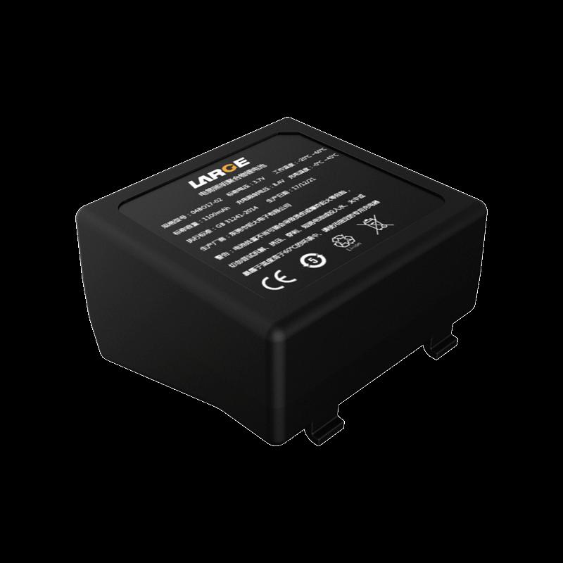 3.7V 1100mAh 613030 电筒照明聚合物锂电池