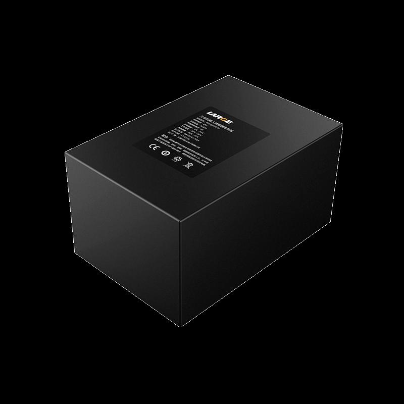48V 28.6Ah 18650 工业机器人储能锂电池 232和485通信