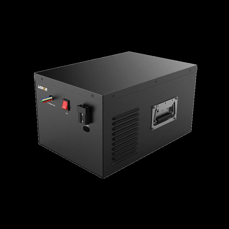 25.6V 100Ah CA100 工业备用电源磷酸铁锂电池 RS485通信