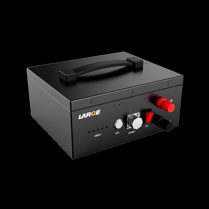 25.2V 20Ah 18650 特种车载电源储能锂电池 RS232和RS485通信